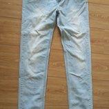 джинсы светлые 42р