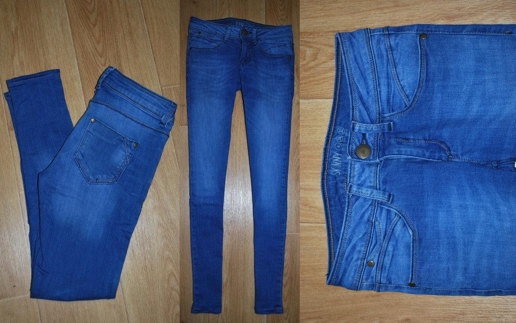 25 размер джинсы это какой