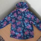 Куртка девочке 7-8 лет рост 122-128 болон TU ТиЮ