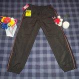Фірмові нові спортивні штани La Gear, 11/12 р 146|152 , М'янма.
