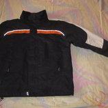 Куртка TCM Athletic Германия на 146-152 рост.На три сезона Осень- Зимняя-Весна. Куртка флисовая коф