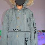 Куртка-Парка 9-10лет