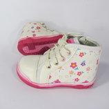 Распродажа Мягкие весенние ботиночки 21 - 25 размеры