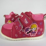 Весенние ботиночки 20 - 25 размеры