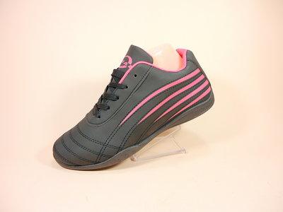 Элегантные, черные, женские кроссовки для бега и тренировок. Размеры 36-41.