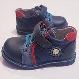 Мягкие весенние ботиночки 22 - 26 размеры
