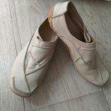Туфли Clarks Англия 24 см, air activ