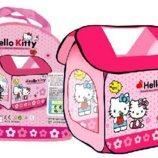Детская игровая палатка SG7009 Hello Kitty Хелло китти