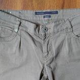 брюки укороченные Marc O'Polo, цвета хаки, S