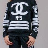 Готовимся к школе Спортивный костюм Chanel