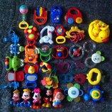 Музыкальные игрушки, погремушки, прорезыватели Fisher Price