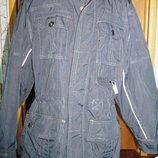 Куртка-Парка на мальчика 140-146р