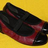 Туфли, балетки Start Rite, Англия р.36 - 37 стелька 23,5 см. Новые