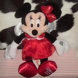 Скидка роскошная мягкая игрушка минни маус-фея Minnie Mouse Disney Англия оригинал 45 см