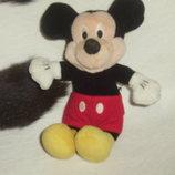 мягкая игрушка малютка Микки Маус Mickey Mouse Disney Англия оригинал 18 см