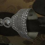 сандали босоножки вьетнамки шлепанцы р39 по стельке 25.5см