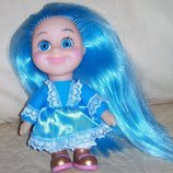 Кукла мягконабивная Мальвина