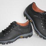 Кроссовки мужские кожаные Clubshoes модель К 7