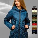 Стильная курточка Марсина зима