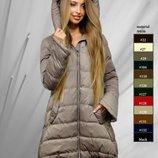 Стильная зимняя курточка Фиби