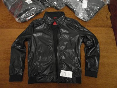 Куртка ветровка Zara под кожу ткань с пропиткой рXXL-XL-L Оригинал