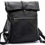 Рюкзак кожаный TIDING BAG T3058 Бесплатная доставка мужской рюкзак из натуральной кожи