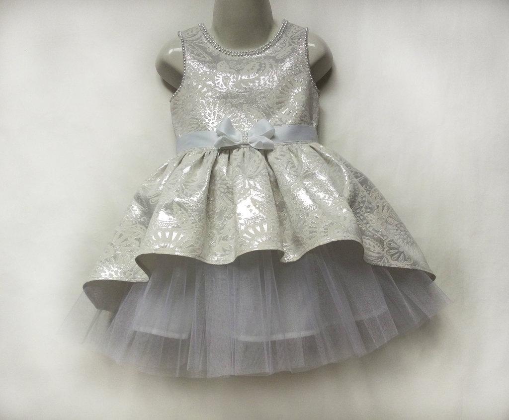 Пошив платья девочке 2 года