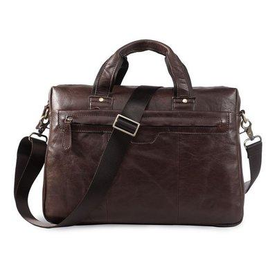 91a201d4e86e Сумка для ноутбука 14,1 винтажная кожа Бесплатная доставка кожаный портфель  7075LC