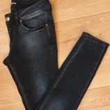 Снизила цену Темно синие джинсы Super slim М- размера