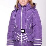 Демисезонная куртка Миранда , 128,134,140,146 см, разные цвета