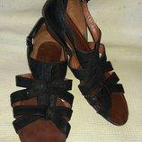 Босоножки aldo 37-38размер кожаные по стельке 24см
