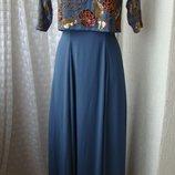 Платье с болеро вечернее Frock&Frill р.42 7083