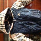 Куртка burberry рост 110-116
