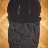 Фирменный утепленный чехол, конверт в коляску Mothercare