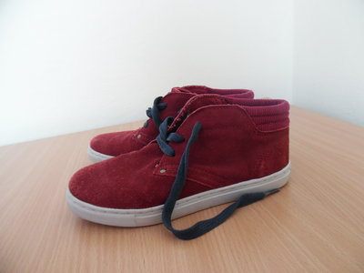 bac8b123447c Кроссовки ботинки девочке размер 2 замшевые Next Некст   650 грн ...