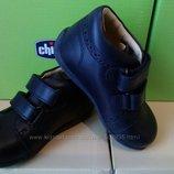 кожаные ботинки 20, 21,22,23 размеры chicco