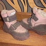 Сапоги сапожки ботиночки Gore-tex Стелька 15 см.