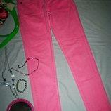 рожеві неонові скінні -Sutherland -розмір Л.сток