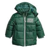 Куртка H&M осень/зима 104р