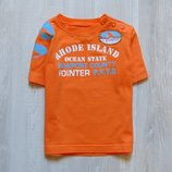 Яркая футболка для мальчика. Pointer Baby. Размер 12 месяцев. Состояние новой вещи