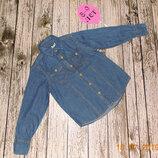 Стильная рубашка Rebel для мальчика 8-9 лет, 128-134 см