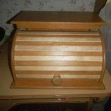 хлебница ручной работы под заказ