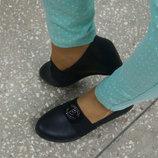 Комфортные туфли на широкую ножку Р с 36 по 41
