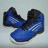 Кроссовки Adidas 28.5р,по ст 18 см.Мега выбор обуви и одежды