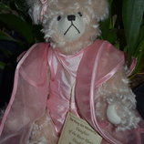 Мохеровый германский мишка Hermann Bear. Daughter of the River Rhein Flosshilde.