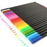 Линеры лайнеры, роллеры 0,1 0,3 0,4 0,5 0,7 черные и цветные лінери коль дизайн рисование канцтовары