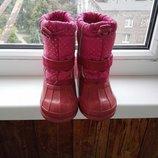 Сапоги,сапожки размер 6, зима.