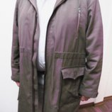 Мужская Новая Куртка-Парка ПАЛЬТО на зиму Из Австралии.