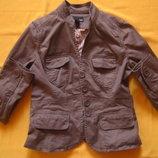 Стильная куртка пиджак H&M,идеальное состояние