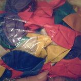 Воздушные шарики набор 50 шт. Повітряні кульки набір 50 кульок іграшки